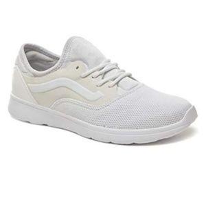 Vans IRO Route True White Womens Shoes NEW IN BOX